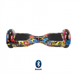 Hoverboard G6 Urban Art Bluetooth