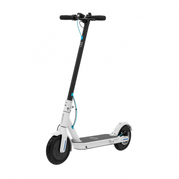 GScooter S9 Premium - Patinete Eléctrico / White
